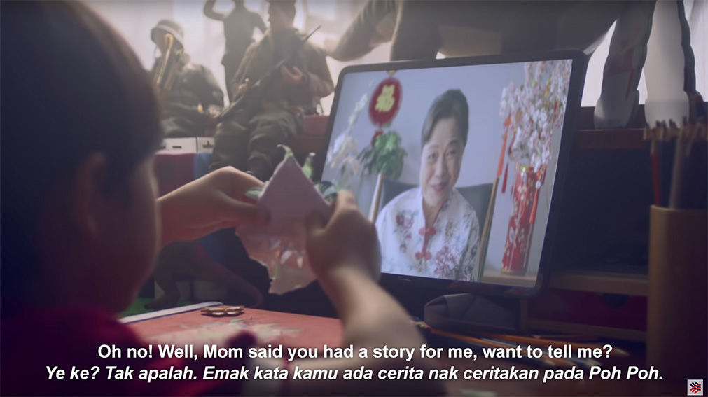 Naga DDB Tribal reimagines the story of Nian in Hong Leong Bank CNY film inspiring Malaysians to rally together