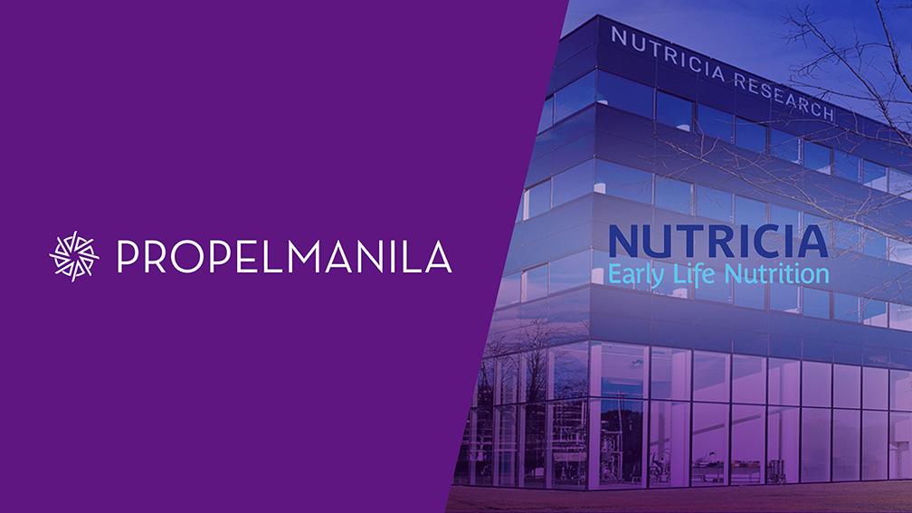 Propel Manila picks up creative and digital duties on Nutricia business