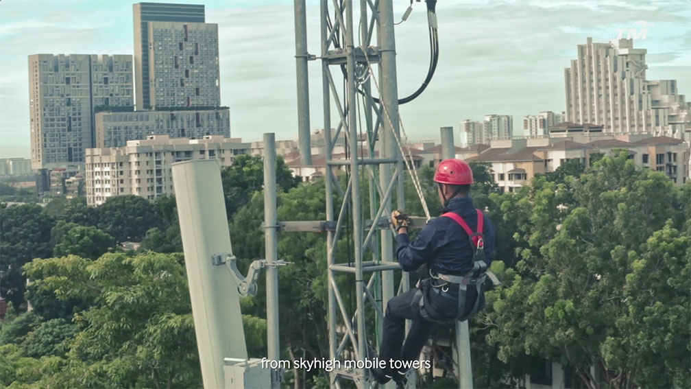 Grey Malaysia collaborates with Directors Think Tank on Telekom Malaysia digital campaign to inspire Malaysians to reach further