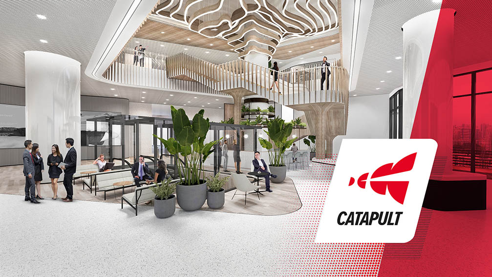 BBH Singapore and Black Sheep develop launch campaign for Catapult, Southeast Asia's first integrated leadership learning hub