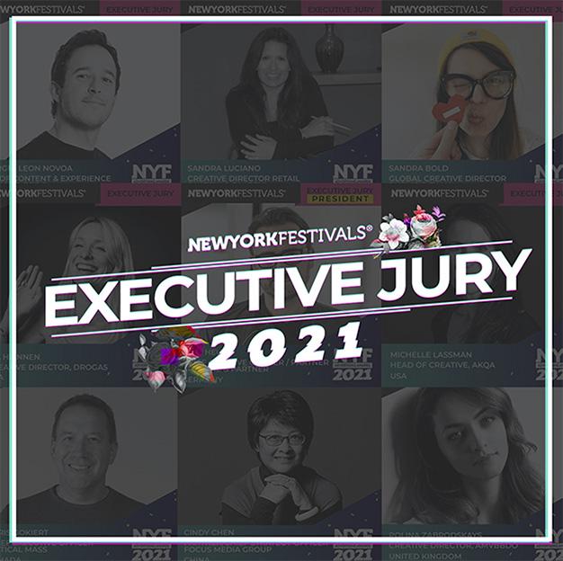 New York Festivals Advertising Awards 2021 names Ralf Heuel as Jury President leading 25 Executive Jury members