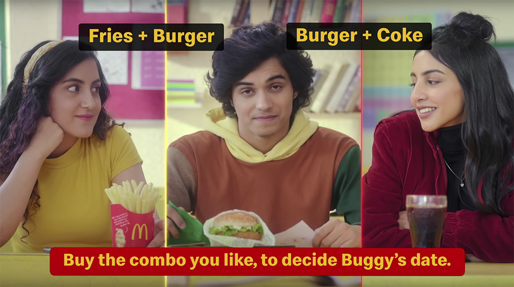 McDonald's India North and East launches #MatchedByYou campaign via DDB Mudra India