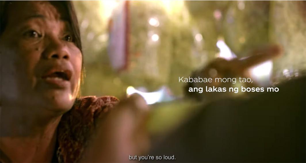 Coca-Cola Philippines International Women's Day film via dentsu Jayme Syfu challenges the negative biases made towards women everyday