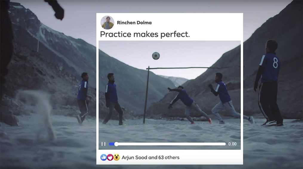 Facebook celebrates the possibilities of connections in new 'More Together' campaign via Taproot Dentsu & Dentsu Webchutney India