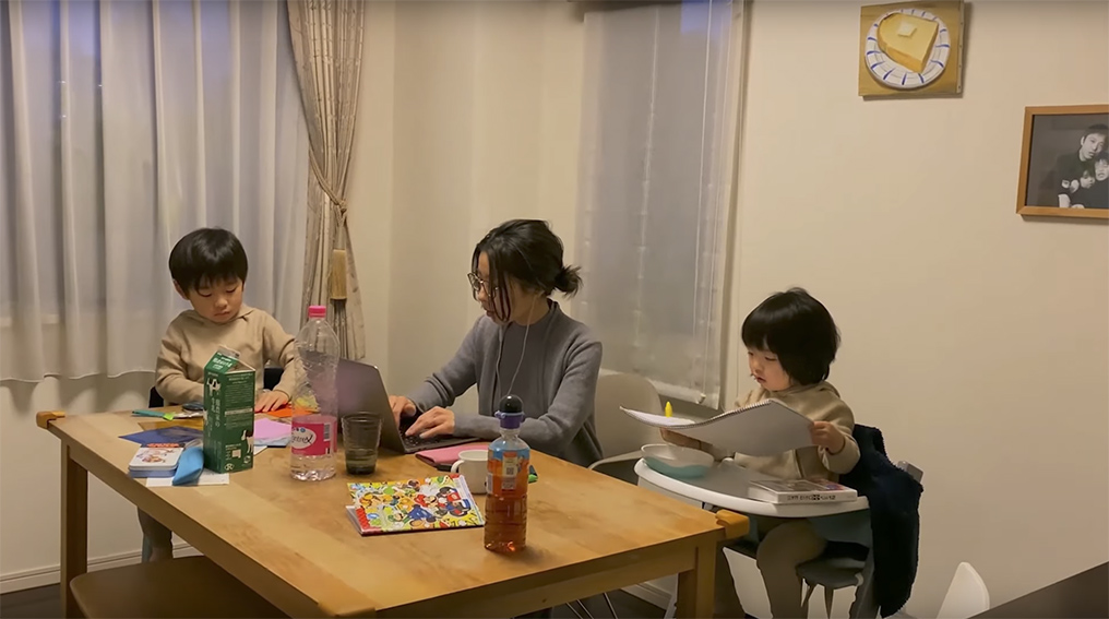Dentsu APAC launches short film: Women From Home