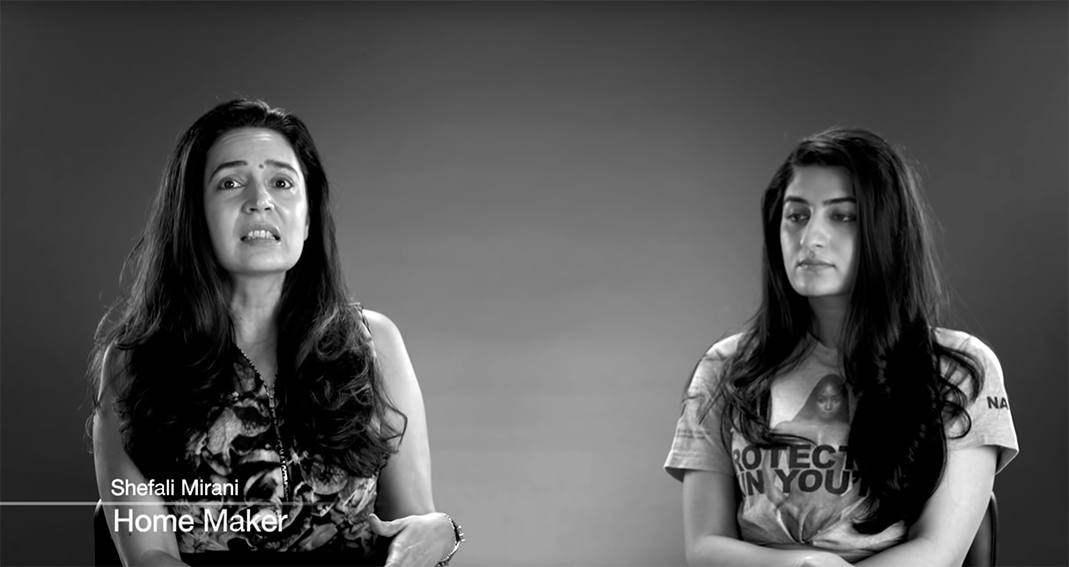 Dentsu Impact India releases this social experiment for Paytm to mark International Women's Day