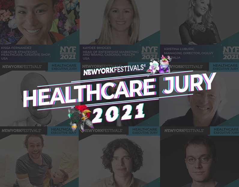 New York Festivals Advertising Awards Announces 2021 Healthcare Executive Jury