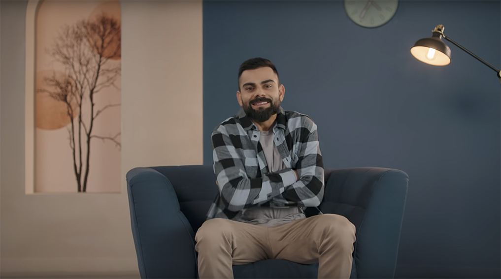 Virat Kohli experiences 'Winter during Summer' in Blue Star campaign via FCB Interface India