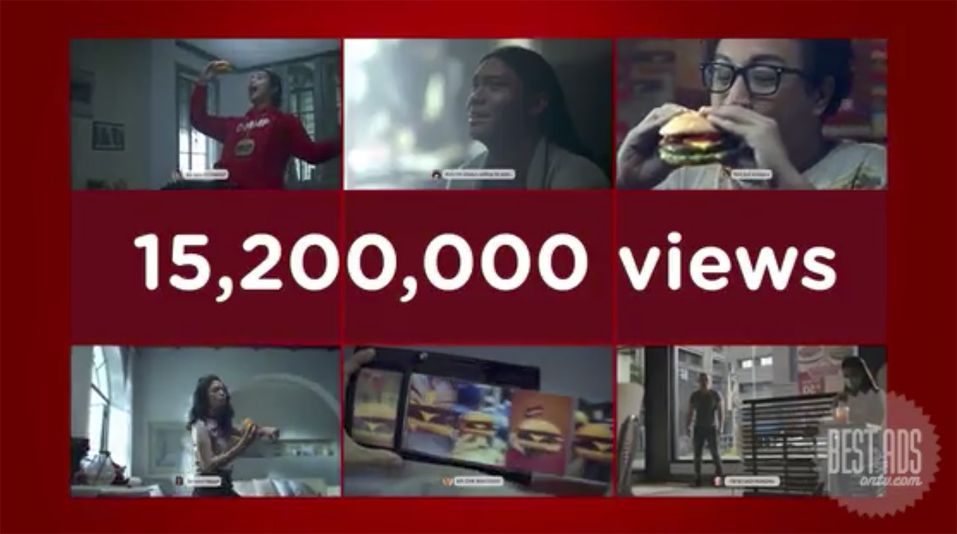 Propel Manila turns real comments into content for return of Jollibee's Champ burger
