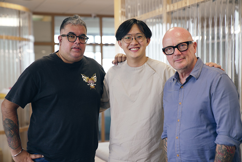 Directors Think Tank adds Darrel Hyon-Le' to their roster of directors