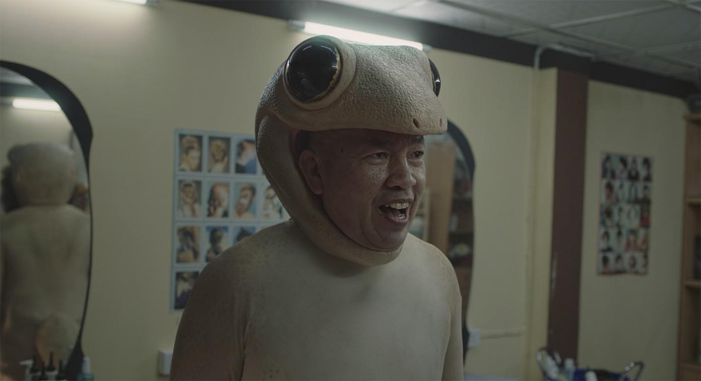 Thai comedian Uncle Khom stars in humorous Car4Cash campaign via TBWA\Thailand