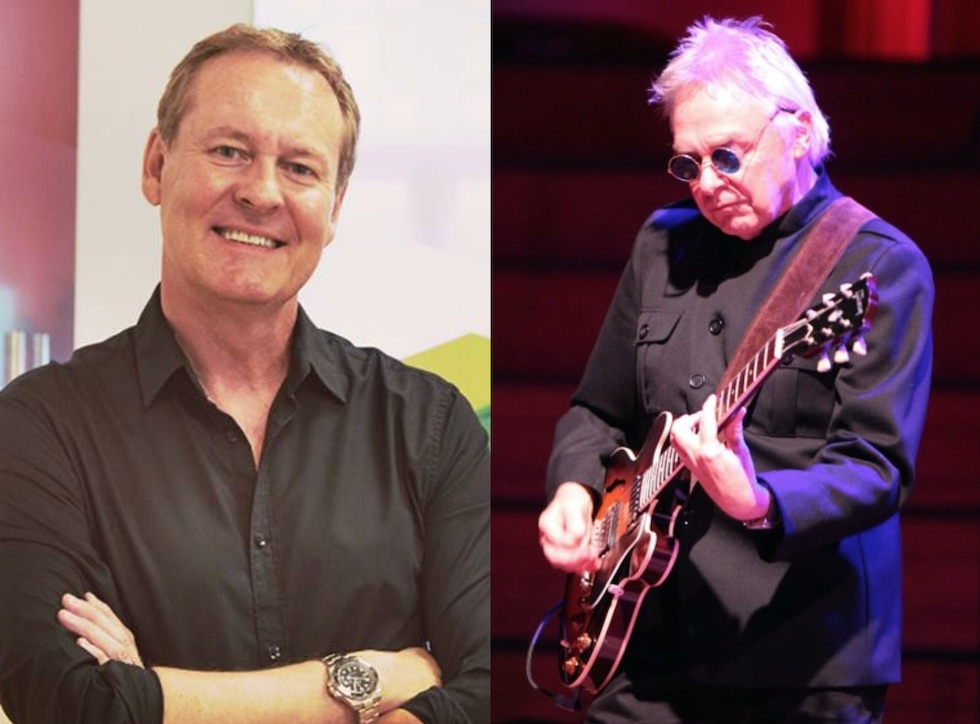 Paul Catmur chats with Rob Sherlock and Jim Hall on latest episodes of Truth and Soul podcast