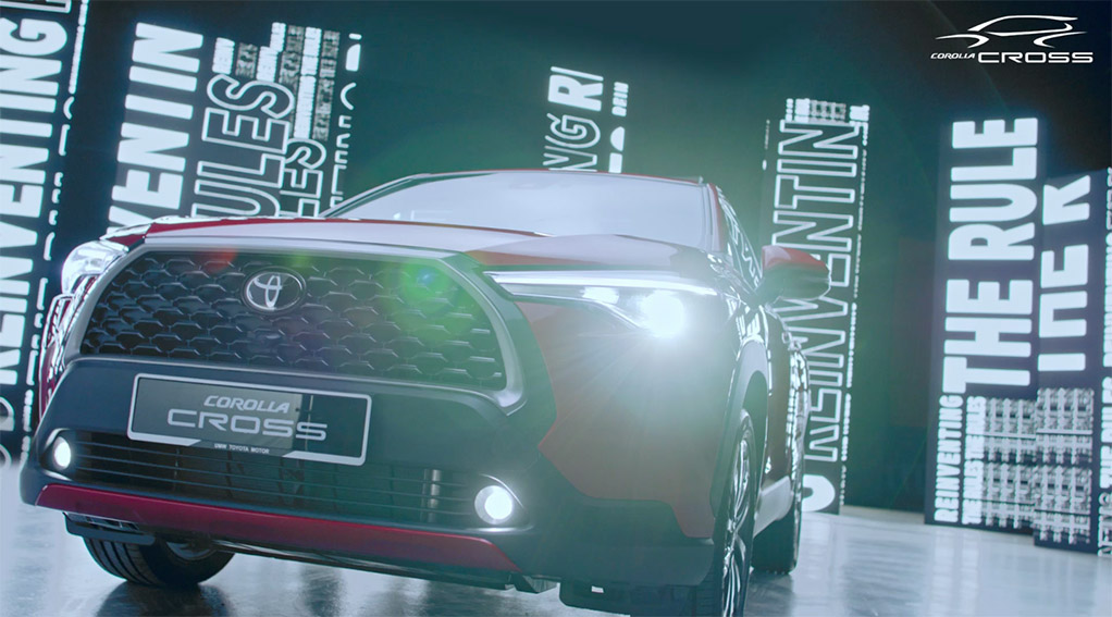 Hakuhodo Malaysia teams up with Directors Think Tank to reignite the senses for the all-new Toyota Corolla Cross 8D Audio premiere
