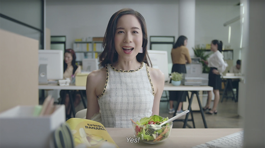 Leo Burnett Thailand launches new campaign promoting a new kind of adjustable health insurance from Bank of Ayudhya