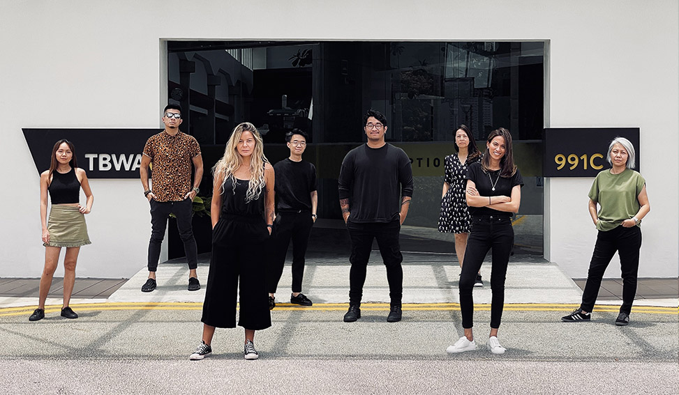 TBWA\Singapore strengthens creative team with eight new hires including Loo Yong Ping, Angie Featherstone + Eirma Webster