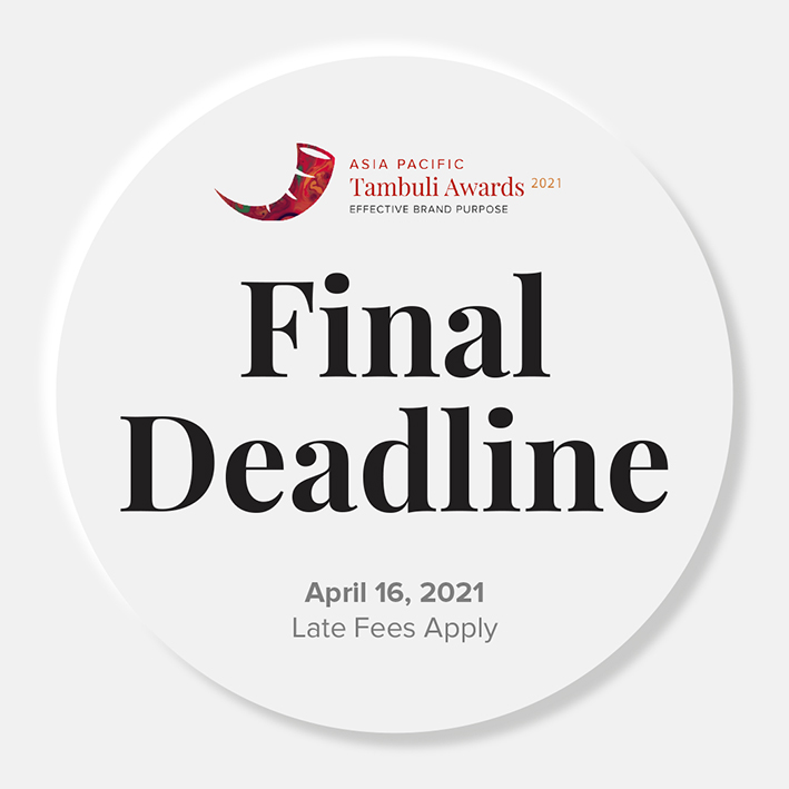 Asia-Pacific Tambuli Awards 2021 set final deadline extension to April 16