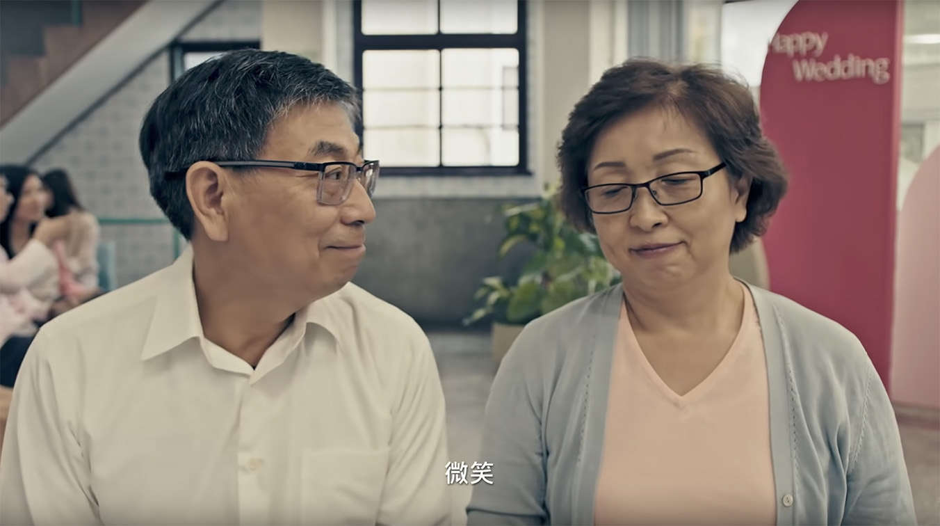 How a real estate company's effort to restore faith in love became Taiwan's most shared ad