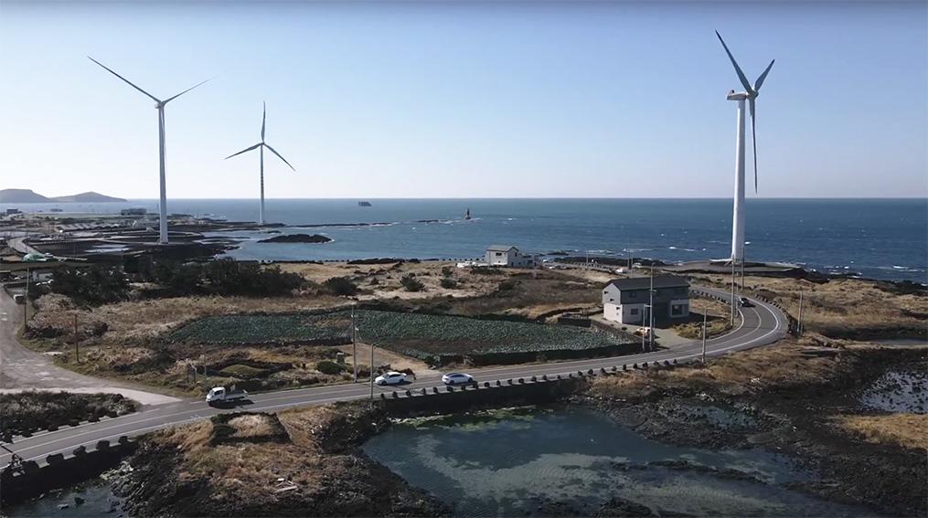 Cheil Worldwide Korea creates navigation service campaign to direct tourists around popular Jeju Island via the most beautiful route