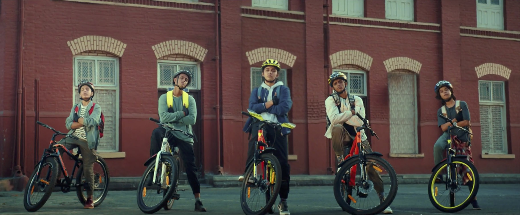 With restrictions being relaxed Hercules launches new 'Boys are Back' spot via Ogilvy India