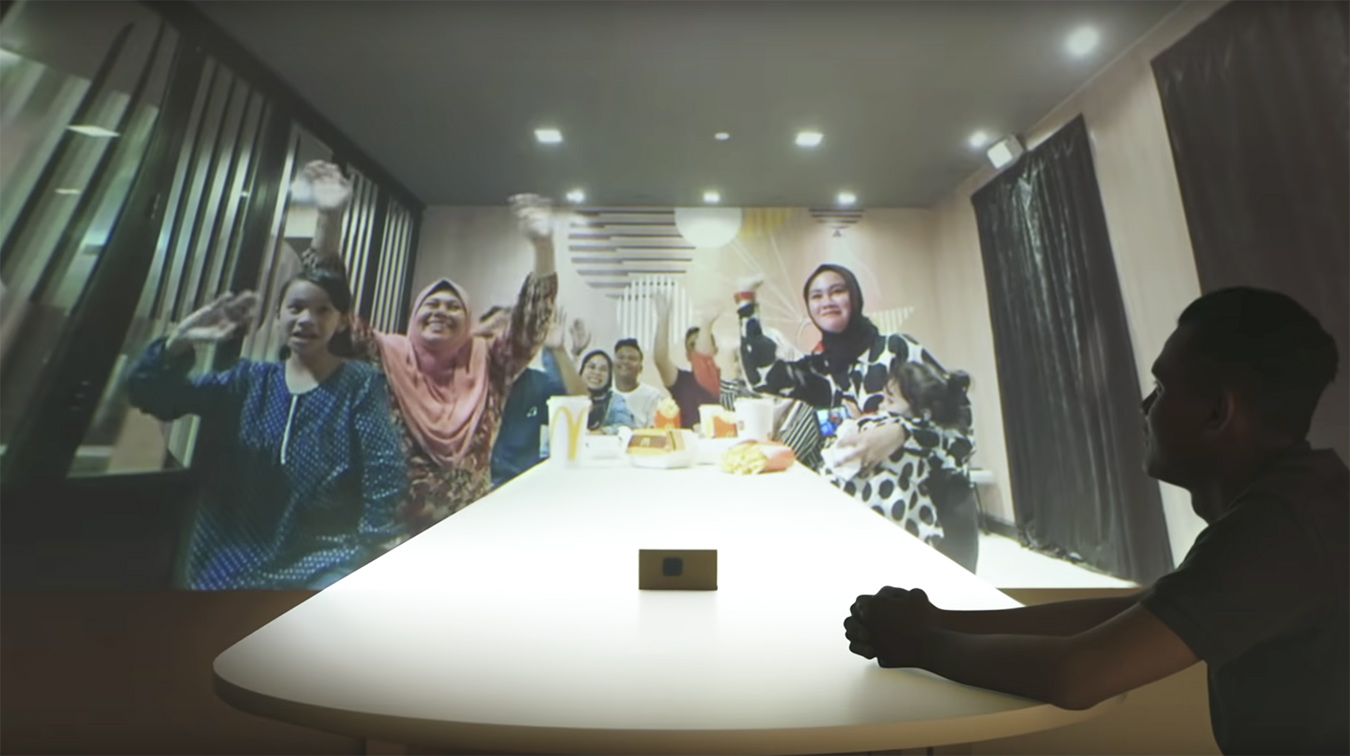 Publicis Singapore launches 'My Happy Table' campaign for McDonald's reuniting families between Singapore and Malaysia