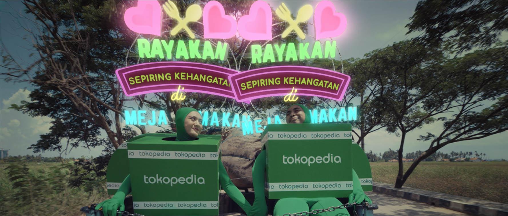 Flock Creative Network Jakarta releases new Tokopedia Ramadan film produced by Directors Think Tank