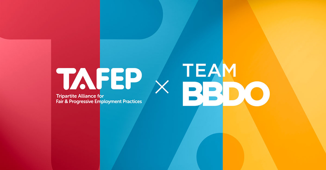 BBDO Singapore to develop two different campaigns for TAFEP over the next two years