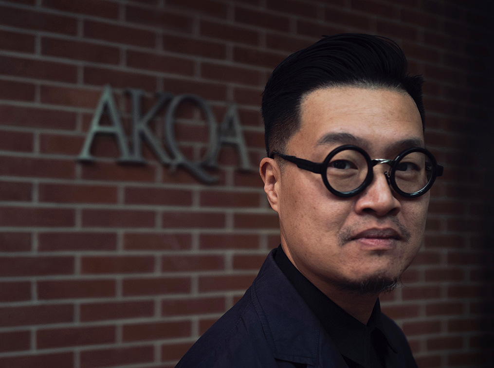 AKQA Shanghai promotes Jon Ip to MD role