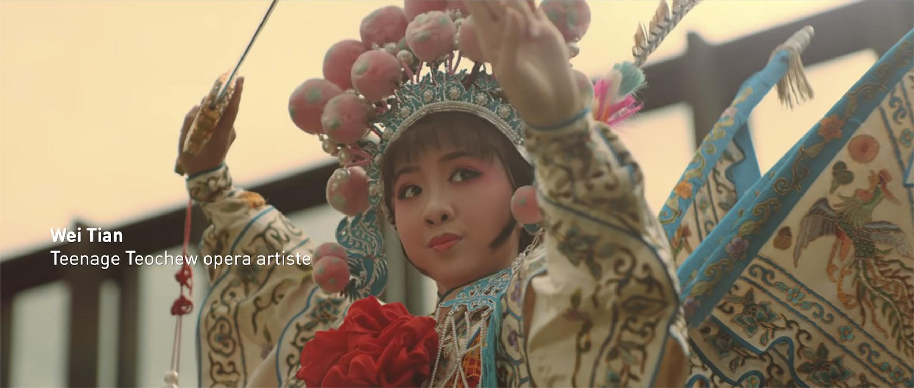 Dentsu Singapore celebrates diversity in profile stories rebranding campaign for M1