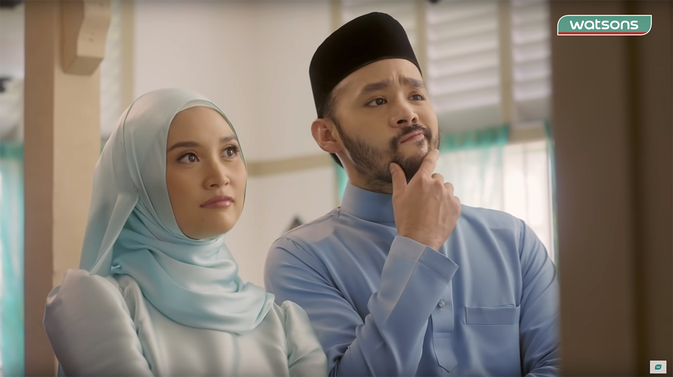 Watsons escalates 2021 Raya celebrations with new campaign via Naga DDB Tribal Malaysia