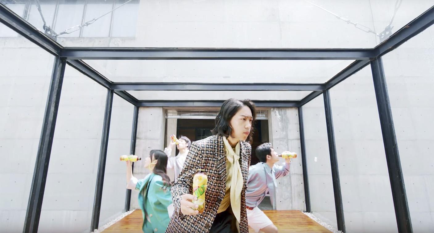 dentsumcgarrybowen Hong Kong and Shanghai make the moments real in VITA Lemon Tea's new brand refresh campaign