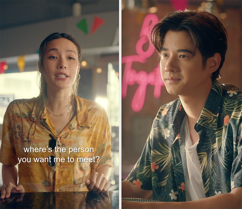 Wunderman Thompson Thailand creates popular interactive film for TikTok that took the cancelled Songkran Festival online