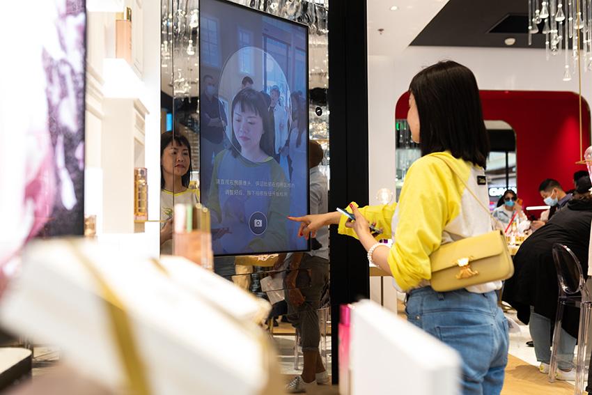 L'Oréal Paris designs their first ever omnichannel concept store located in the heart Shanghai via AKQA Shanghai
