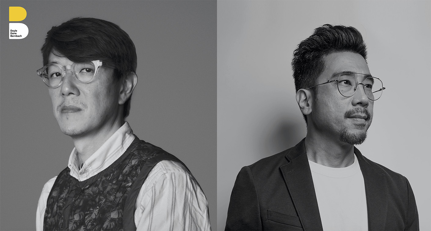 DDB Group Hong Kong promotes Frankie Fung to Chief Creative Officer role and names Marco Lam as MD of Experience Design