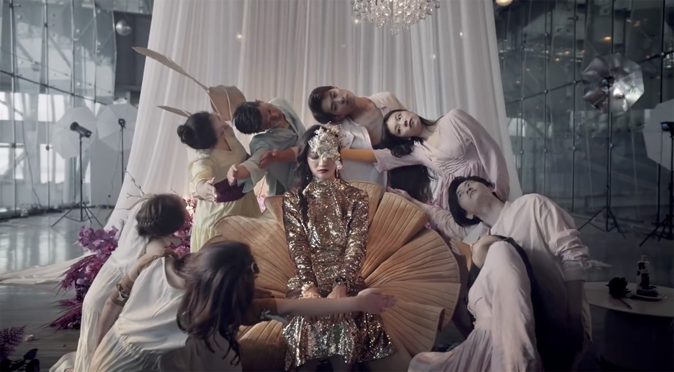 LUX and Dylan Xiong tear down sexist labels through pop anthem via Mindshare and Wunderman Thompson Singapore