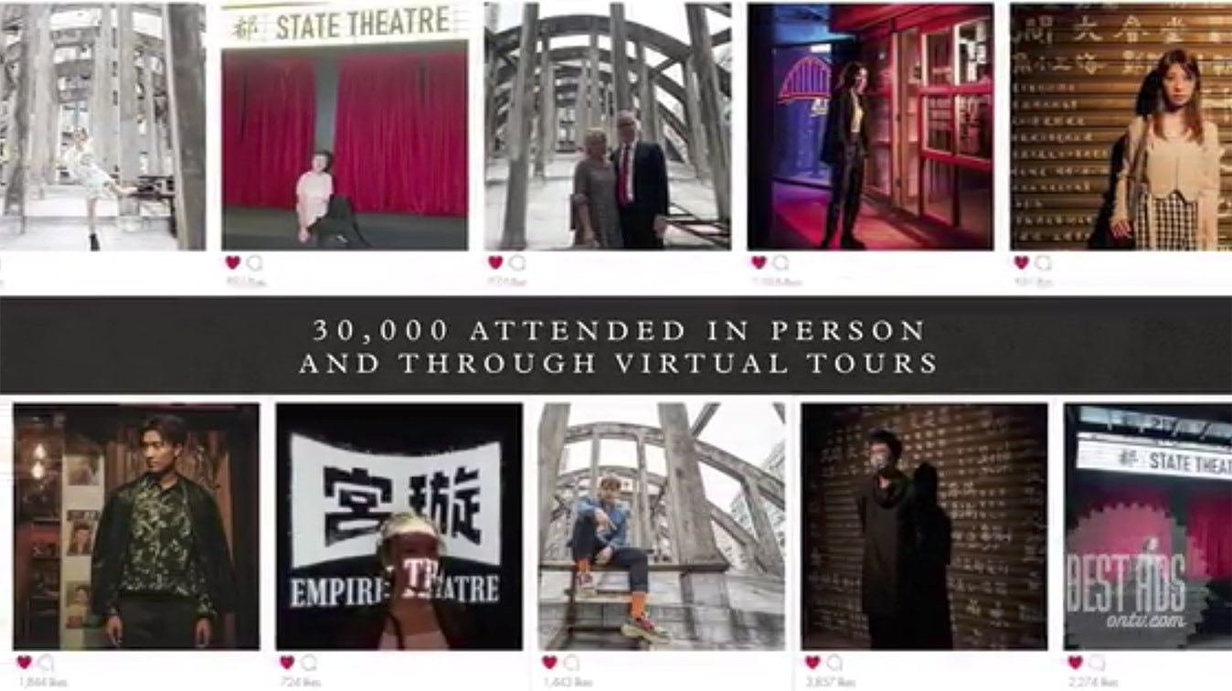 New World Development and Saatchi & Saatchi Hong Kong campaign to save the post-war entertainment hub – The State Theatre
