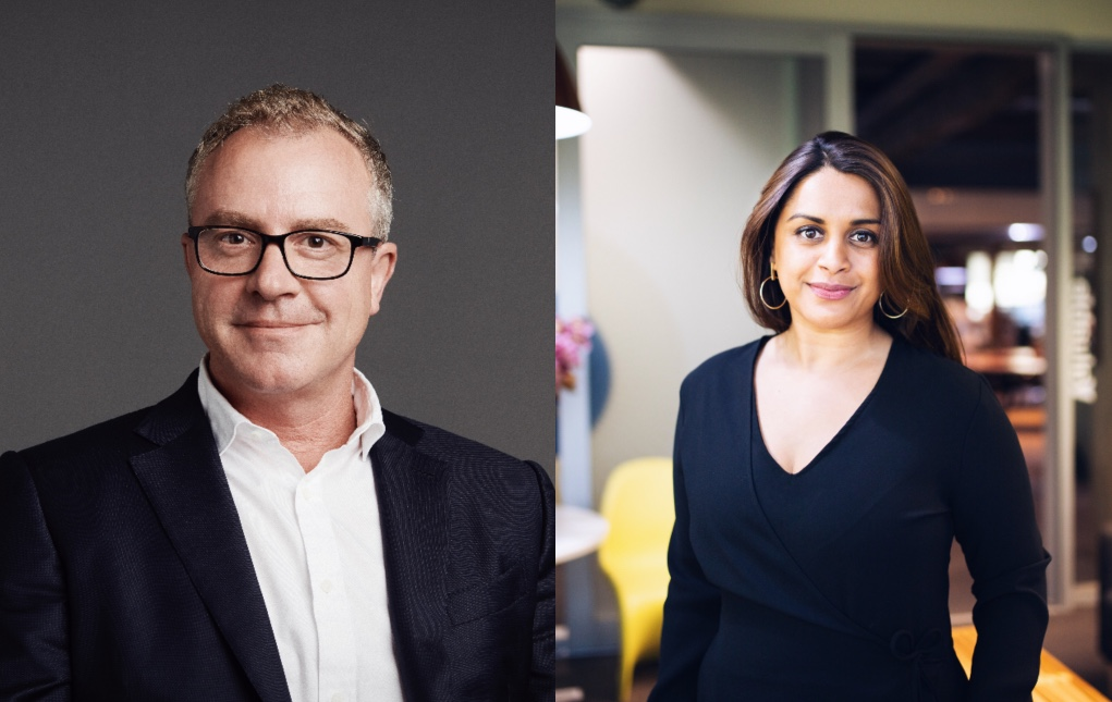 DDB Group Australia CEO Andrew Little promoted to president and CEO for AU/NZ region; Priya Patel becomes first female CEO for DDB Group NZ