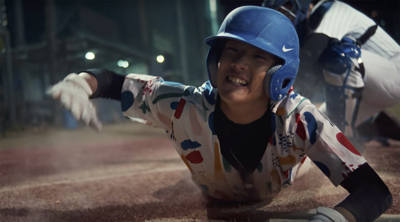Wieden+Kennedy Tokyo releases new Nike Korea campaign inviting athletes to have more fun