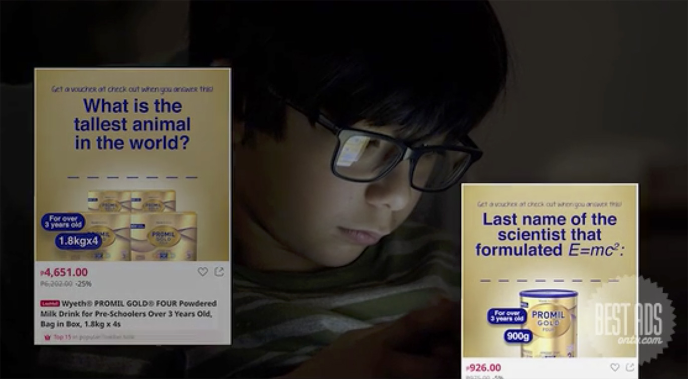 Promil Gold Four makes the transition to online learning easier with new campaign via Digitas Philippines