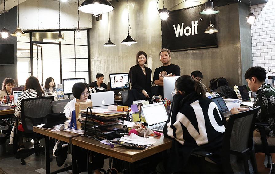 Hakuhodo's Thailand boutique agency Wolf Bkk enjoys a golden run in 2021