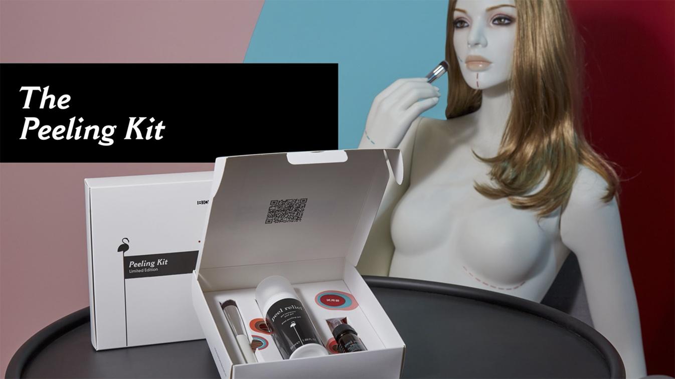 Birger Linke Design rolls out new design for Italian medical skincare brand Bioformula across China