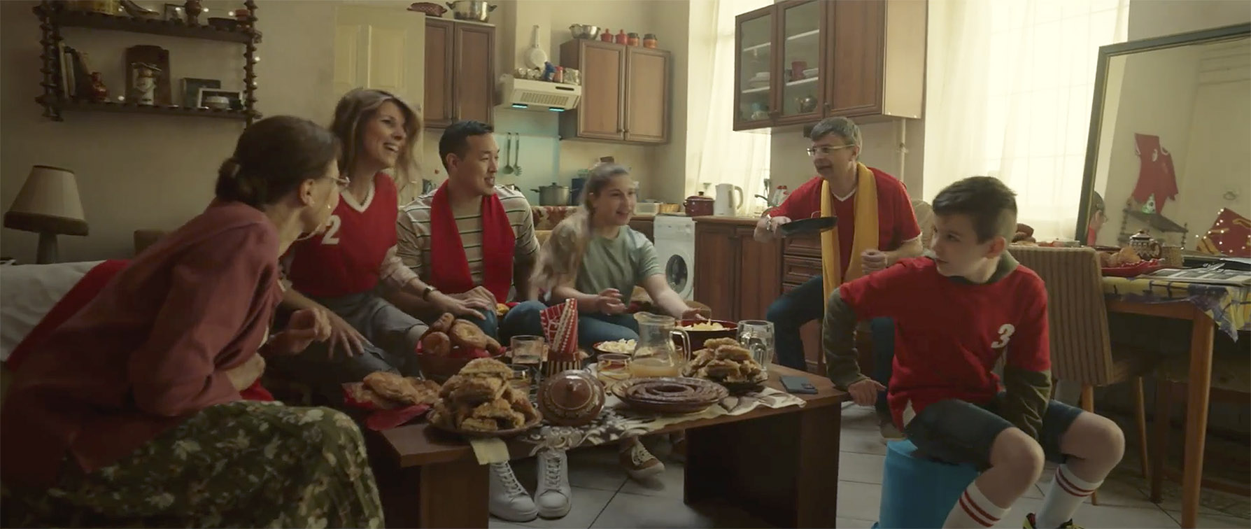 BBH Shanghai releases European Championship film for Vivo encouraging people to put down their phones