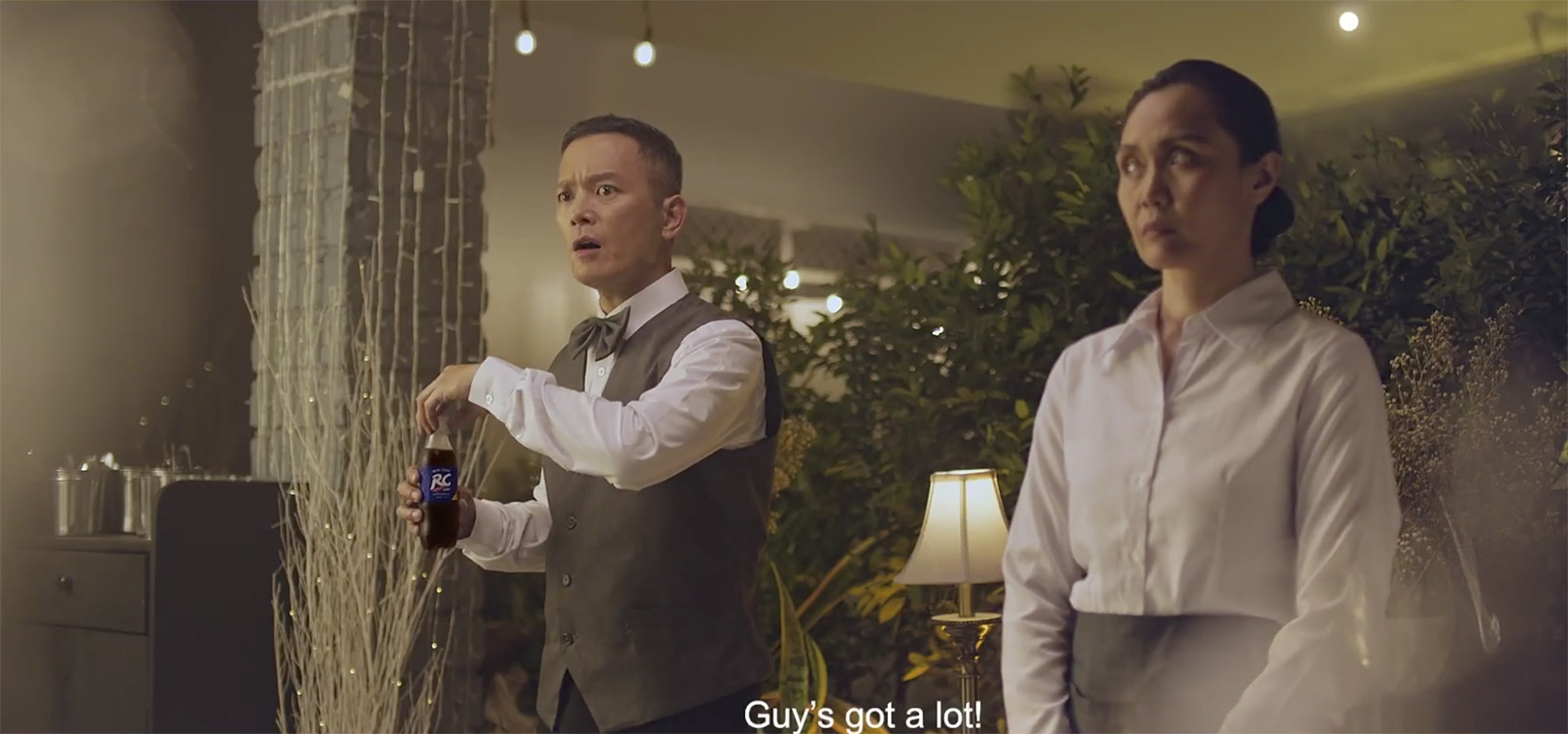 RC Cola is back in latest GIGIL Philippines campaign that weirdly introduces you to a smooth-talking set of dentures