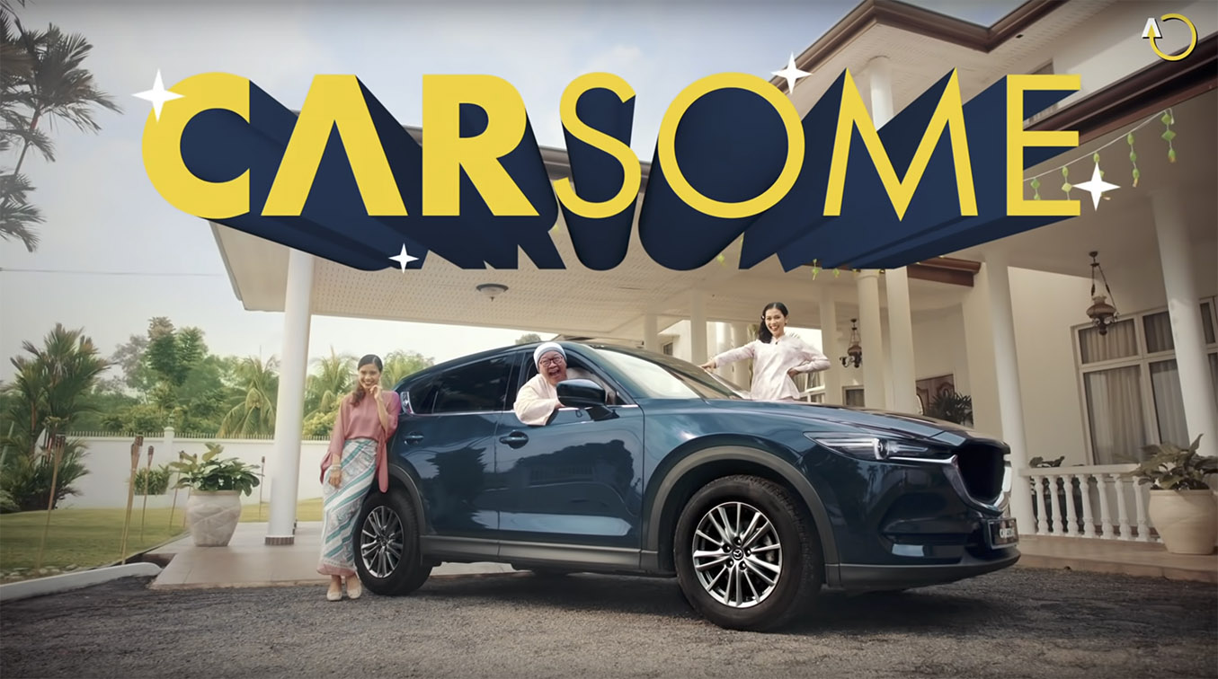 VMLY&R Commerce and Carsome tap into Muslim consumers in recent Hari Raya campaign