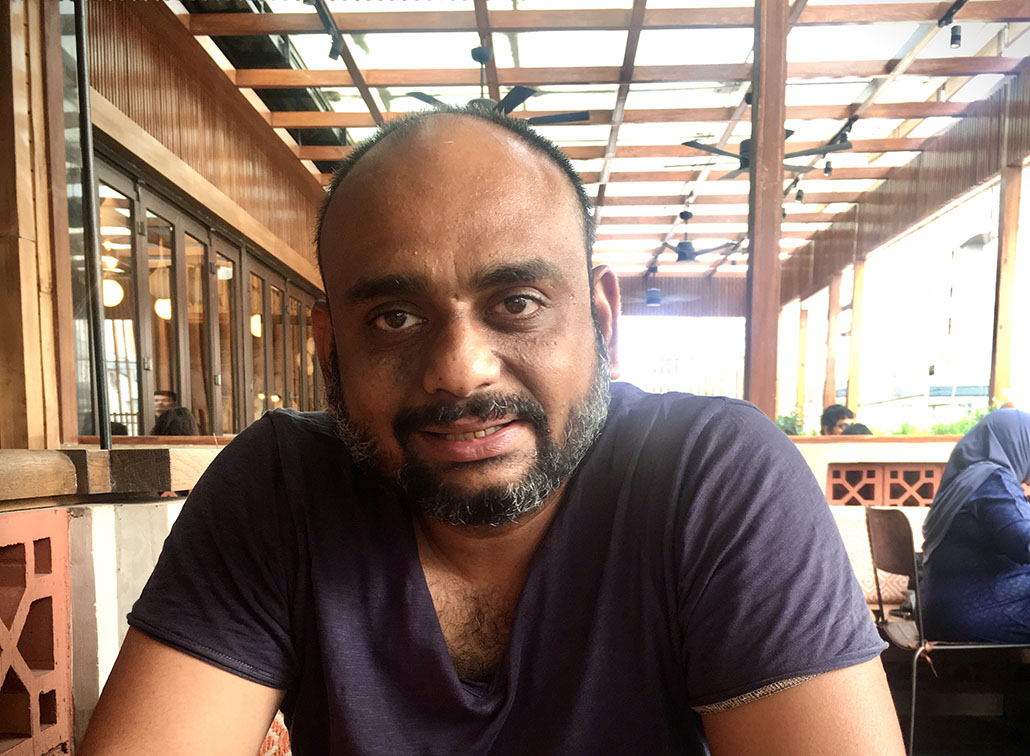 BBDO India hires Krishna Mani to take up the Chief Creative Officer role at their Delhi office