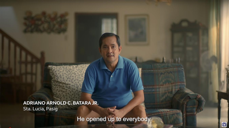 Publicis JimenezBasic Philippines and Globe reimagine Father's Day via new Pride month film