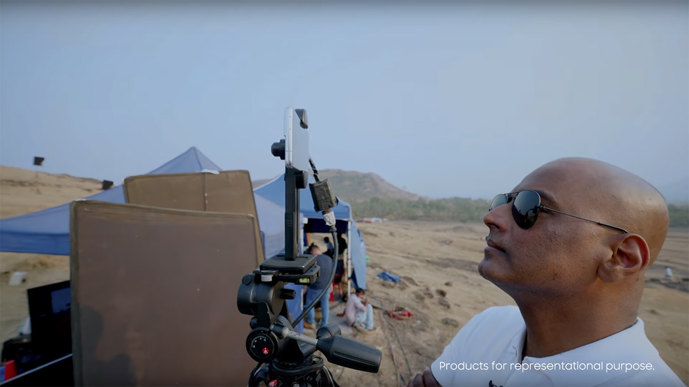 Cheil WW India showcases the power of 108MP Galaxy S21 Ultra 5G via #EpicDreamsOf21 campaign