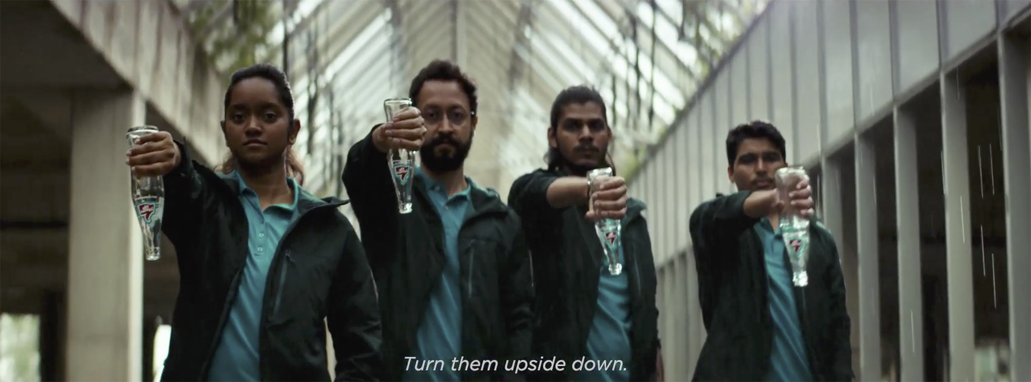 Ogilvy India and Coca-Cola brand Thums Up celebrate the real heroes of the Olympic Games