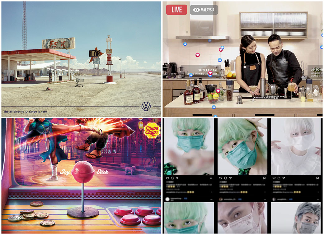 Cheil Worldwide Hong Kong takes out THE WORK 2021 Agency of the Year title in Hong Kong: #2 is Saatchi & Saatchi + #3 is TBWA Hong Kong