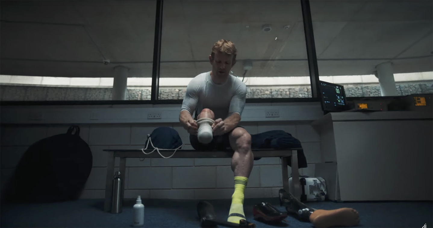 Seen+Noted: Channel 4's highly anticipated Tokyo Paralympic Games campaign transports viewers into the brutal world of the Super. Human.