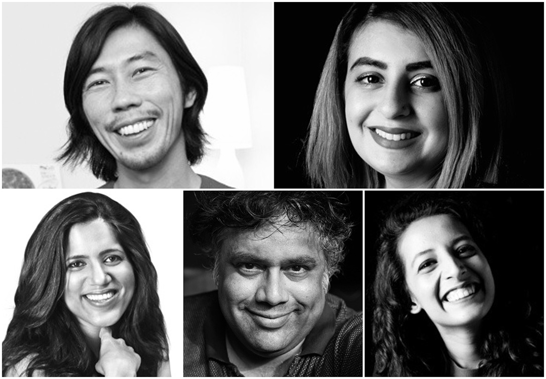The One Club/3% Movement Next Creative Leaders 2021 name five jurors from Asia